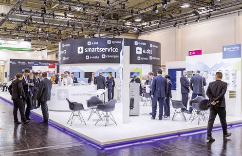 Conergos auf der E-World 2019