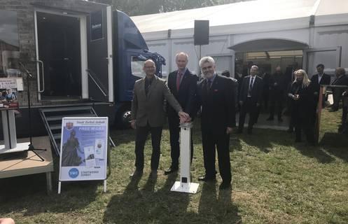 Thüga SmartService GmbH setzt für den Partner Stadtwerke Zerbst großes WLAN Projekt um