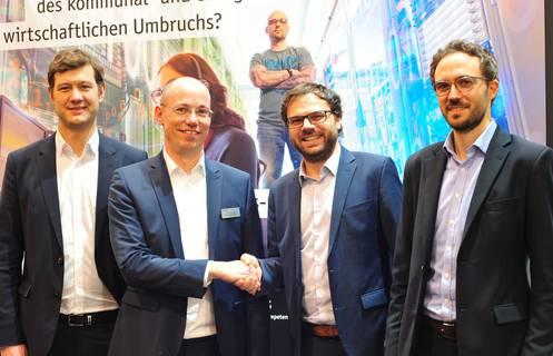 Thüga SmartService und VK Energie kooperieren bei der Optimierung von KWK-Anlagen